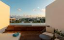 live aqua fire suite balcony pool