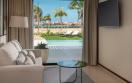 live aqua tierra suite living room