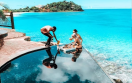 Cocobay Floating Pool Option