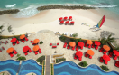 Ocean Two Resort- Beach