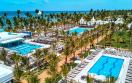 hotel riu palace punta cana pools