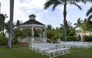 hilton resort spa rose hall gazebo wedding setup 2 jpg