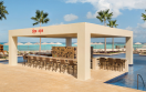 Hyatt Ziva Cancun Mexico - Dips & Sips