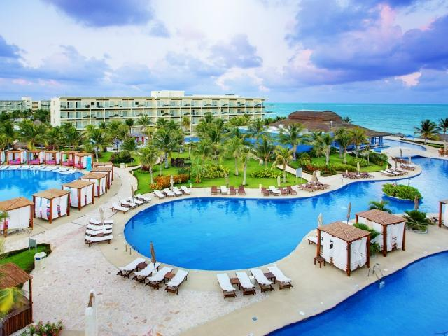 Azul Beach Resort Rivera Cancun By Karisma